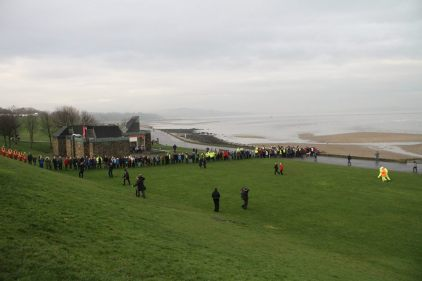Hundreds of volunteers gathered on the East Coast to search for missing toddler Mikaeel Kular.